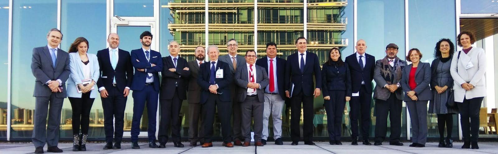 Reunión de los clústers españoles